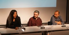 The documentary 'Gacı Gibi' (Hatewalk) was screened in Hrant Dink Foundation Havak Hall on March 29