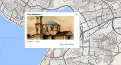 From the Turkey Cultural Heritage Map: Izmir Surp Istepannos Armenian Church