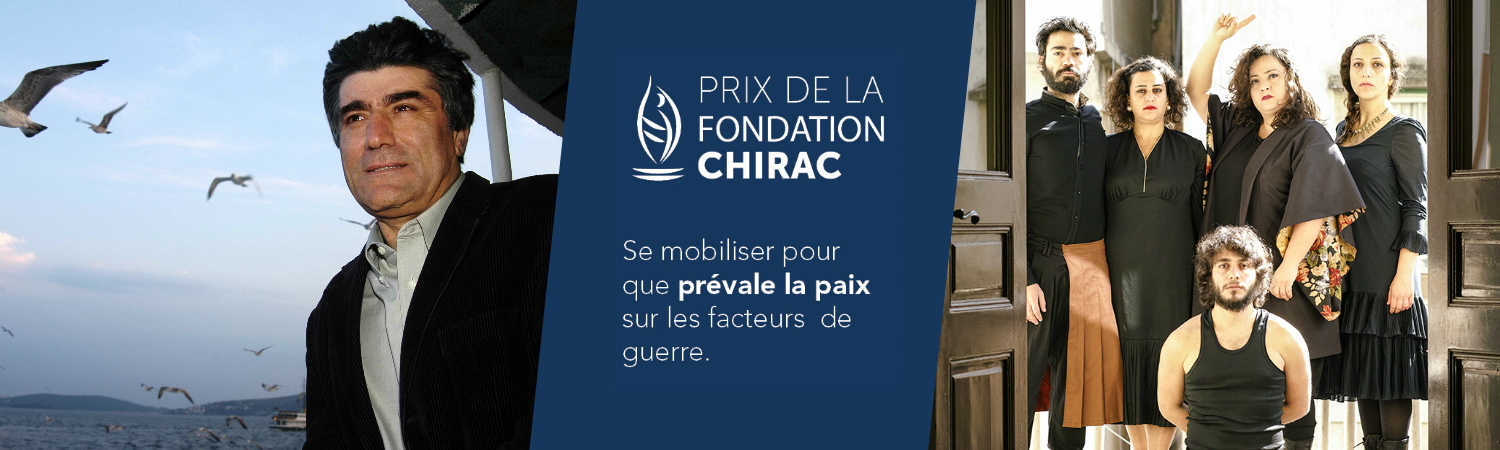 Hrant Dink Foundation is awarded the 2017 Chirac Prize For Conflict Prevention