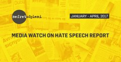 Media Watch on Hate Speech Report January-April 2017 is published