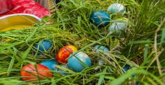 'Bayram Sofraları' paneli ve yumurta boyama atölyesi