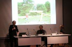 Hafıza Küratörlüğü paneli 28 Ekim'de Hrant Dink Vakfı Havak Salonunda düzenlendi