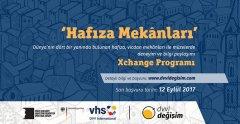 'DVVI Xchange Programı: Hafıza Mekânları' başvurularınızı bekliyor