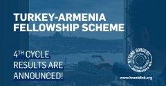 Turkey-Armenia Fellowship Scheme results are announced
