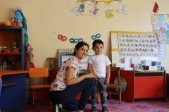 Kindergarten CAS in Shamakhyan