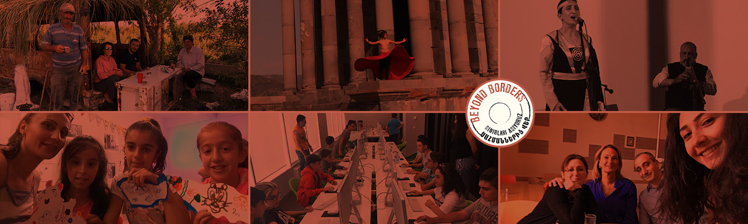 Turkey-Armenia Travel Grant is waiting for your applications. Next deadline 1st of October!
